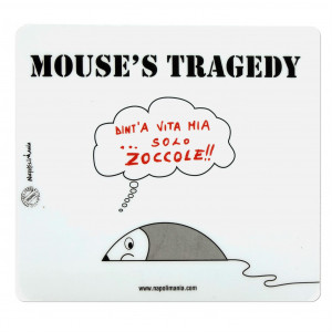 Tappetino MOUSE TRAGEDY