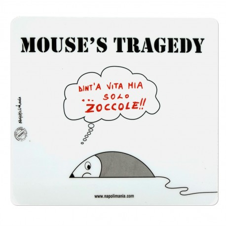 MOUSE TRAGEDY