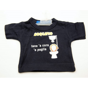 MINI T-SHIRT ACQUARIO