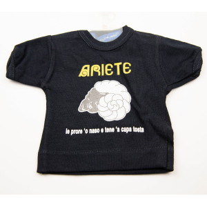 MINI T-SHIRT ARIETE