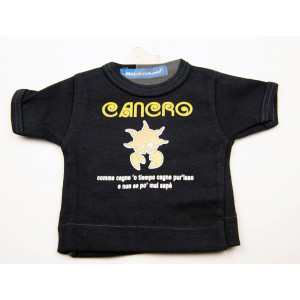 MINI T-SHIRT CANCRO