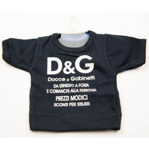 MINI T-SHIRT D&G