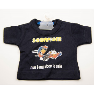 MINI T-SHIRT SCORPIONE