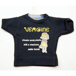 MINI T-SHIRT VERGINE