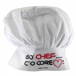 CAPPELLO SO CHEF CO CORE