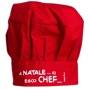 "CAPPELLO CHEF ""A NATALE SO..."