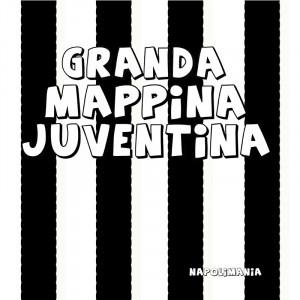 """MAPPINA Juventina """"GRANDA"""""""