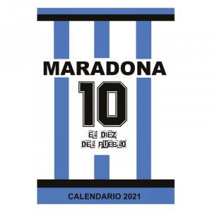 CALENDARIO MARADONA 2021