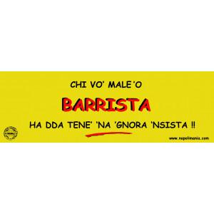 TARGA BARISTA