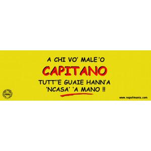 TARGA CAPITANO