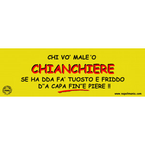 CHIANCHIERE