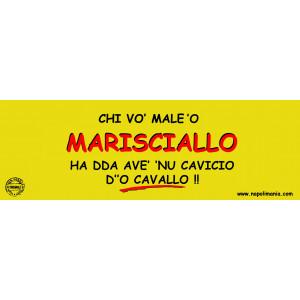 TARGA MARESCIALLO