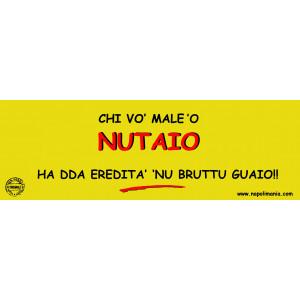 TARGA NOTAIO