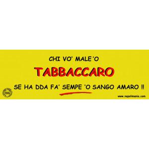 TARGA TABACCAIO